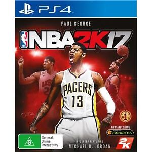 I'm looking for Nba 2k17 ps4