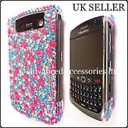 Blackberry Curve 8900 Crystal Case