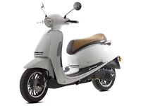 Lexmoto Vienna 50cc Scooter - 1 Year Parts Warranty - Finance Available FROM £1179