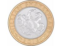 £2 Looking for this coin