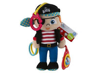 new Baby Carousel Pirate toy -from a smoke free home