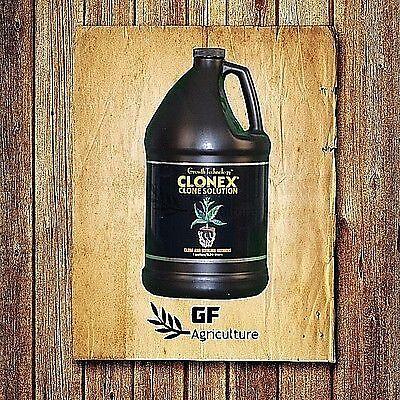 Clone Solution - Clonex Clone Solution Clone and Seedling Nutrient 1 Gallon, 4 Liters