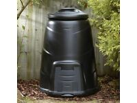 Large brand new unused compost converter FOR FREE