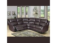 🌷🌷CLEARANCE STOCK MUST GO🌷🌷BRAND NEW RECLINER 5-SEATERCORNER SOFA🌷🌷AVAILABLE IN STOCK🌷🌷