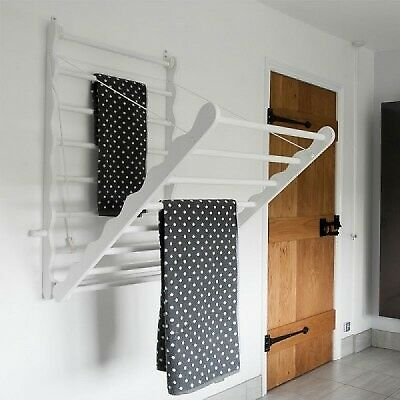 Wall Mounted Wood Clothes Dryer In Angel London Gumtree