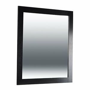 Vanity Mirror (black or silver)