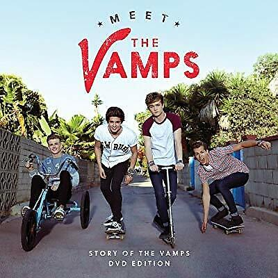 The Vamps: Meet The Vamps [DVD], Vamps, Used; Good DVD