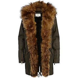 08b0a5eabbcde Women s Faux Fur Coats and Jackets