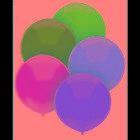 """17"""" Balloons"""