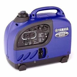 BRAND NEW 1000 Watt Yamaha EF1000iS Inverter Generator