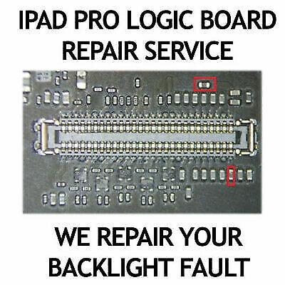 Ipad Pro 12.9 Backlight Lcd Filter Repair Service