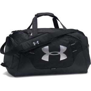 przyjazd jakość buty sportowe Under Armour UA Undeniable 3.0 Medium 56l Vented Gear Duffle Bag Black  1300213