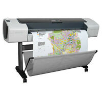 HP COLOUR PRINTER-PLOTTER