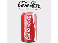 CASA LOCO - BOXING DAY