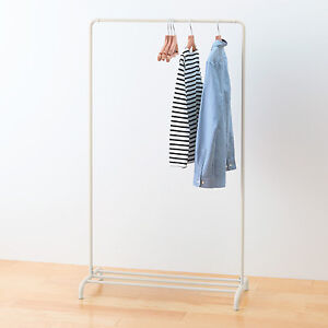 Muji Steel Clothing Rack - Barely Used!