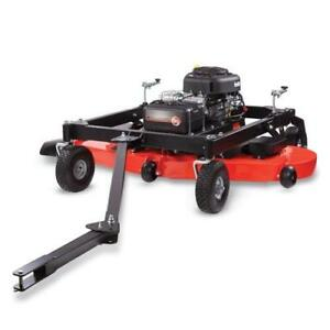 DR Power Tow Behind Finish Mowers available at Maritime Farm Supply Ltd.