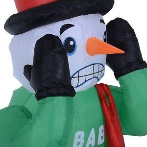 Bonhomme de neige Gonflable de 7' Neuf ** ENVOI GRATUIT ** Québec City Québec image 6