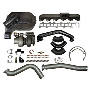 DTS Turbo Upgrade Kit FOR Nissan Patrol GU TD42t GT2860R  (95351)