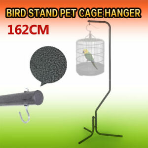 Bird Stand Pet Cage Hanger Parrot Aviary Iron Tube Frame 162cm Thomastown Whittlesea Area Preview