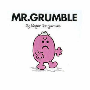 Mr Men: Mr. Grumble by Roger Hargreaves Paperback Book
