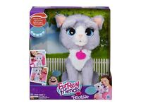 Fur real interactive cat bootsie brand new in box