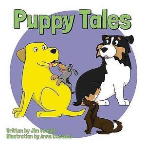 Puppy Tales by Vought, James (Jim) -Paperback