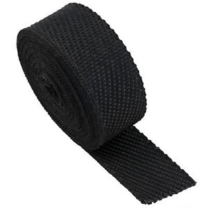 Exhaust Wrap - Protect under hood / cowl components 25'