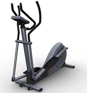 Elliptical - Bremshey Fitness Orbit Control Crosstrainer