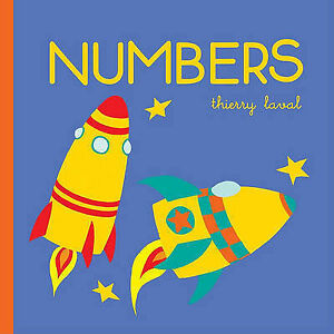 Numbers by Thierry Laval (Board book, 2011)