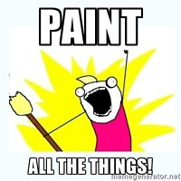 All things Painting!