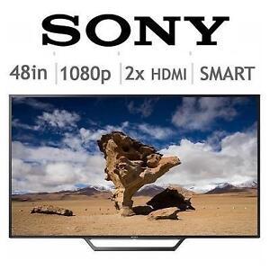 "REFURB SONY 48"" LED SMART TV - 122663238 - 48 INCH TELEVISION - 1080p HDTV KDL48W650D"