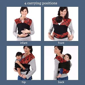 Infantino sync wrap baby carrier