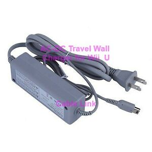 New Compatible Wall Charger for Nintendo Wii U