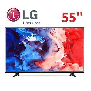 "NEW OB LG 55"" 4K 55UH6150 SMART  TV - 127993961 - UHD LED WITH WEBOS 3.0"