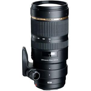 Tamron SP AF 70-200MM F2.8 Di VC USD - Nikon