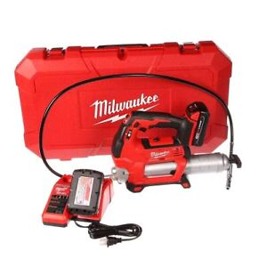 Powered Grease gun [Milwaukee or Lincoln] needed ASAP