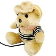 Teddy Bear Spy Camera