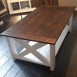 COFFEE TABLE & TWO END TABLE SET