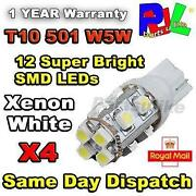 501 Xenon Bulbs