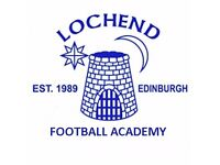 Lochend Football Academy PLAYERS WANTED