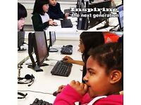 Children Computer Club for Primary & Secondary School Children