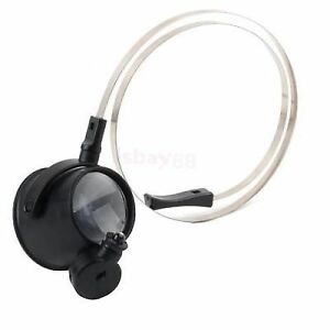 Hands free Loupe 15x with led light
