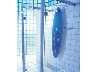 HANS GROHE LUXURY SHOWER SYSTEM