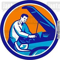 LICENSED MECHANIC FOR HIRE