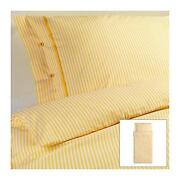 Full Duvet Cover Yellow