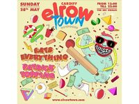 6 x Elrow Singer Morning - Cardiff Tickets
