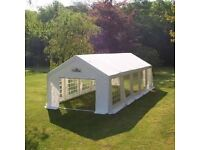 10m x 4m marquee