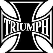 Triumph Aufkleber