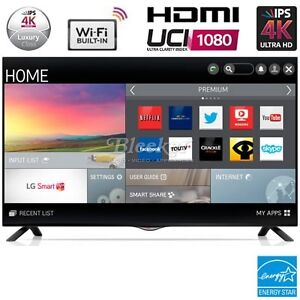 2016 FALL sale LG BRAND NEW 1080p 4K HDR 3D SMART TV ALL SIZES!