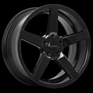 Hyundai Genesis 3.8T BOSS Gloss Black 20x9.0 | 5x114.3 | Offset: 38 | Hub: 73.1